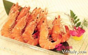 油炸大虾的家常做法   让你安神助眠味道好