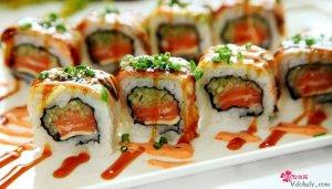 教你在家作出美味寿司  寿司醋和米饭的比例