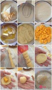 教你芒果糯米糍的做法   糯米糍怎样做才q弹好吃