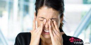 教你缓解眼部疲劳的方法  用眼过度会导致全身疲劳