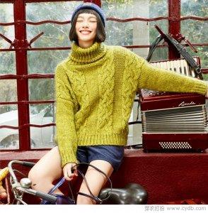 穿上可以让你重回18岁的毛衣 重温一下青春经历吧!