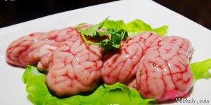 揭秘猪脑的食疗功效   味道鲜嫩细腻口感极佳