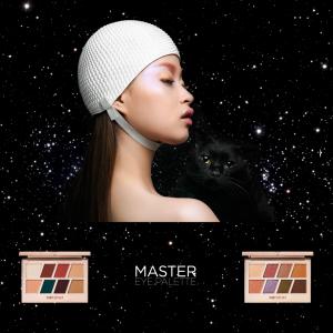PONY EFFECT灵感无限 玩转艺术彩妆新概念