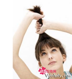 几个实用的护发技巧 女人都该学学