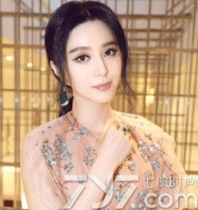 韩国人最爱的中国女星 除去范冰冰还有谁上榜?