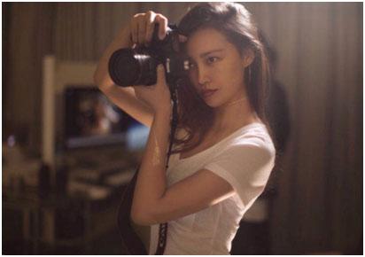 陈漫▏这一次,我们约到了陈漫为你拍摄个人时尚大片!
