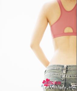 女性背部就能看出是否健康 背部养生区的保健方法