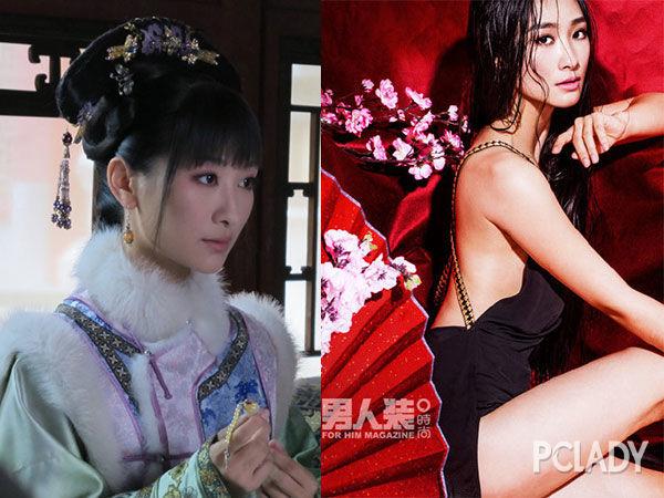杨幂热巴掀起古装仙侠剧的一股清流 原来古装女星现实中也能如此撩人