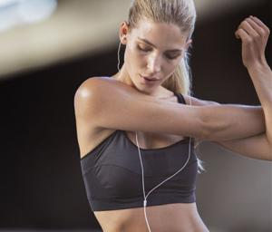 新型健身法 隐形美体健身操