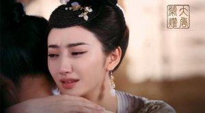 《大唐荣耀》火爆热播 景甜拍电视剧很被看好