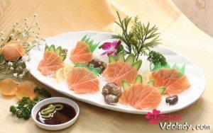 吃生鱼片为什么要芥末  芥末可以杀灭寄生虫