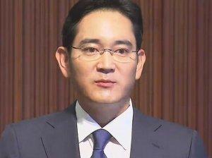 三星电子副会长李在�F酷似王思聪?韩国时间17日上午被捕!