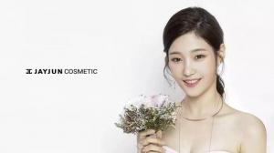 JAYJUN品牌新晋代言人 清纯精灵郑采妍与她的健康肌肤