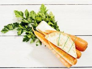 胡萝卜减肥的功效 畅饮胡萝卜汁八个月狂减十公斤