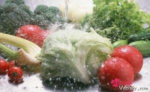 蔬菜如何清洗才干净   主妇们不得不知的小妙招