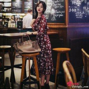 25岁-30岁女人穿衣要精美,这几款气质连衣裙能让你更精美
