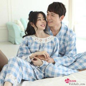 秀恩爱不分年龄,让生活更加甜蜜的情侣睡衣,30岁也适合穿