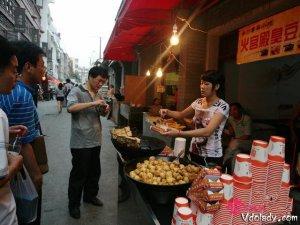 武汉户部巷小吃一条街,你吃过哪几种美食