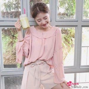 20-35岁的女性穿不惯连衣裙,今年巨流行雪纺衬衫时髦干练