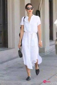 懒人秘籍 时尚实用衬衫裙搭配术
