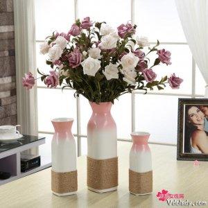 8款复古简约的花瓶,非常有格调,隔壁太太都来问我是在哪里买的