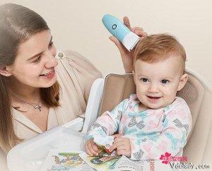 妈妈自己做宝宝的贴心理发师,宝宝理发再也不哭闹不害怕了