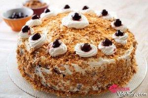 松软香甜的蛋糕,诱惑你味蕾的美食