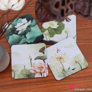 餐桌隔热垫,为餐桌增添一道亮丽的风景线