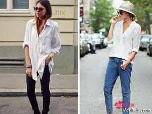 专属春夏的棉麻单品,不仅清爽,也非常的时尚呢