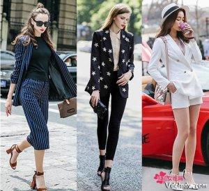 2017舒适又减龄的穿搭单品,你离时尚优雅只差一件短外套