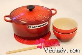 铸铁珐琅锅,来自国外的煮饭利器,美食从此不在难