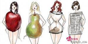 早春:普及一下梨形身材适合的穿搭