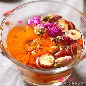 月经量少衰老更快!每天一杯排毒茶,助你气色充足显年轻
