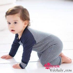 0-3岁宝宝皮肤娇嫩,需要穿A类规格的连体衣妈妈才放心
