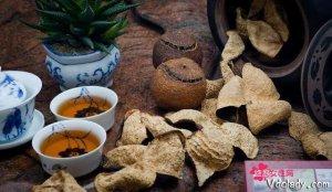 童年的香陈滋味你还记得吗?6款健康养生的陈皮美食