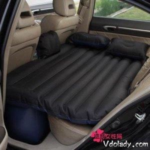 全家一起自驾游,聪明车主备上这些床垫,坐着躺着都惬意