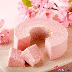 以樱花为名,一年仅存活2个月的限定美食,你准备好迎接了吗?