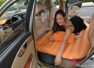 上次与老婆自驾游只带了充气床垫,她说还不够,这次要带上这几件