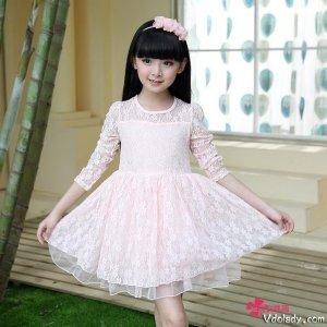 """梦幻可爱公主裙,为你圆了宝贝的""""公主梦"""""""