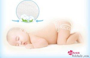 优质的纸尿裤,才能给宝宝更好的保护