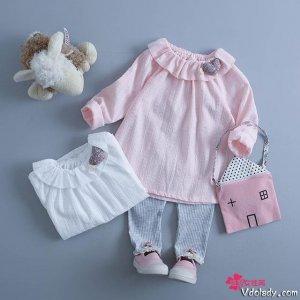 宝宝穿上这几款连衣裙,一定会成为这个春天最靓丽的风景线