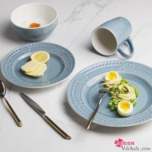 喜欢美食,制作美食,享受美食,都得有一个高颜值盘子做衬托
