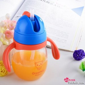 宝宝喝水总被呛?8款健康防呛的水杯更好用,时尚好用还不贵