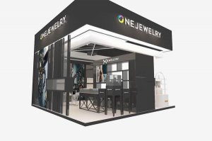 ONE JEWELRY精彩再来袭,亮相2017上海国际珠宝首饰展览会