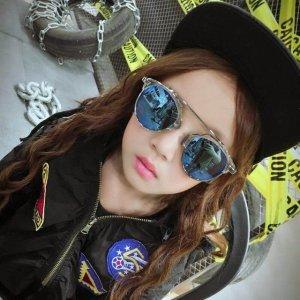 复古儿童外出墨镜,超强防紫外线舒适不伤眼睛