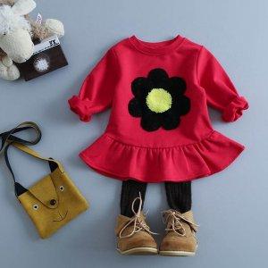 这几款公主裙,让宝宝在春天如一个花仙子一般,舒适无忧