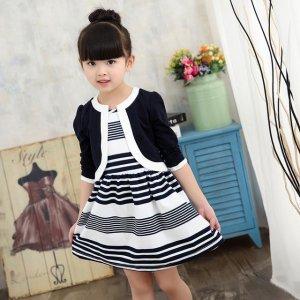 可爱连衣裙,让小宝贝在春天里美成个小公主