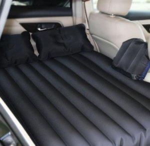 自驾游也要舒舒服服,来张车载充气床,漫漫旅途给您家一样的温馨