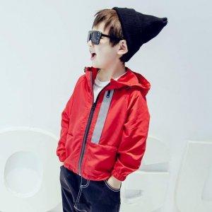 帅气春季外套+拉伦裤 小男孩也能玩出潮流腔调