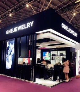 """""""消费升级"""" 新体验  ONE JEWELRY受邀参加上海国际珠宝首饰展览会"""